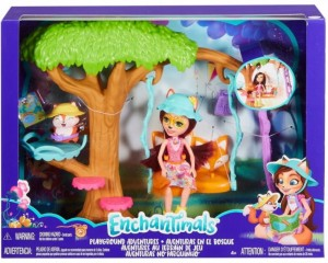 ENCHANTIMALS PLAC ZABAW 5707 MATTEL