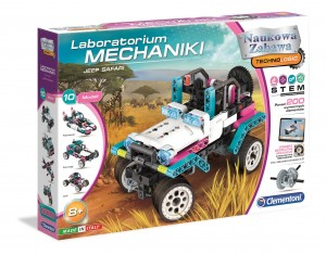 LABORATORIUM MECHANIKI JEEP SAFARI 50123 CLEMENTONI