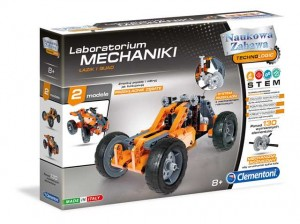 LABORATORIUM MECHANIKI ŁAZIK 60954 CLEMENTONI
