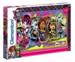 PUZZLE 104 MONSTER HIGH 27817 CLEMENTONI
