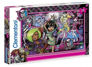 PUZZLE 250 MONSTER HIGH 29649 CLEMENTONI