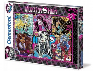 PUZZLE 250 MONSTER HIGH 29682 CLEMENTONI