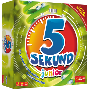 5 SEKUND JUNIOR 2.0 01781 TREFL