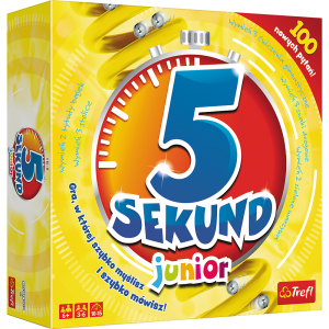 5 SEKUND JUNIOR 2.0 01779 TREFL